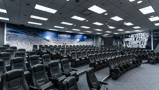 Penn State University Team Meeting Room